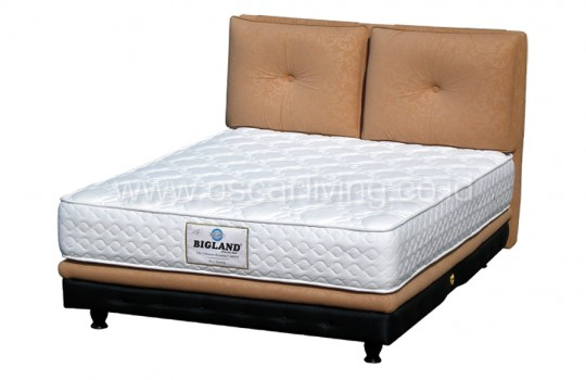 Kasur Bigland NEW PLATINUM BIG PEDIC